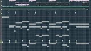 FL Studio Hip Hop Beat  - Pav Production