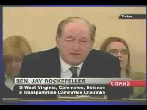 Rockefeller Pushing More Internet Censorship