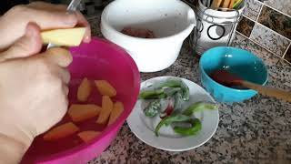 Anne Usulü  Köfteli Patates(Tencere Yemeği)Harika, kolay,lezzetli,