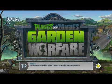 PLANTS VS ZOMBIES GARDEN WARFARE #43