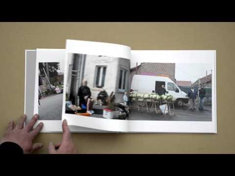 Brocantes Nord 59 Dummy Photobook