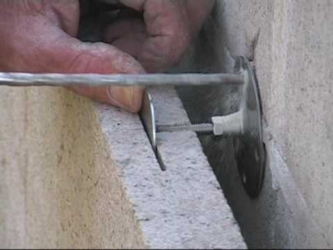 StoneClip Installation - YouTube