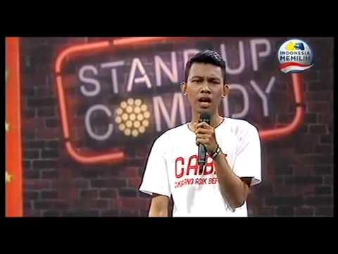 New Stand Up Komedy 2015 Ala . Mas CEMEN..