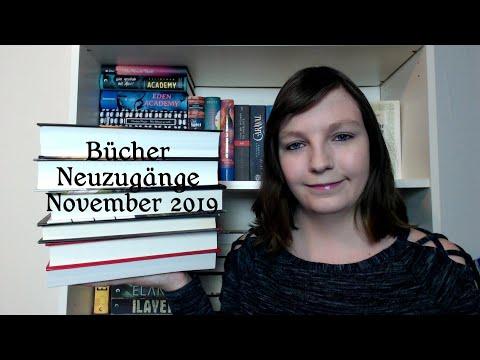Bücher Neuzugänge November 2019