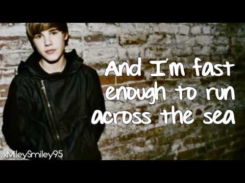 Justin Bieber ft. Jaden Smith - Never Say Never (with lyrics)