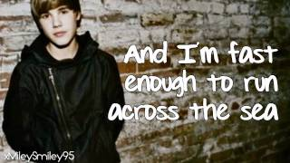 Justin Bieber ft. Jaden Smith - Never Say Never (with lyrics)