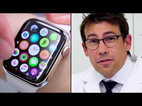 Wie gut ist das EKG der Apple Watch Series 4? – Kardiologe Pascal Meier hat sie getestet