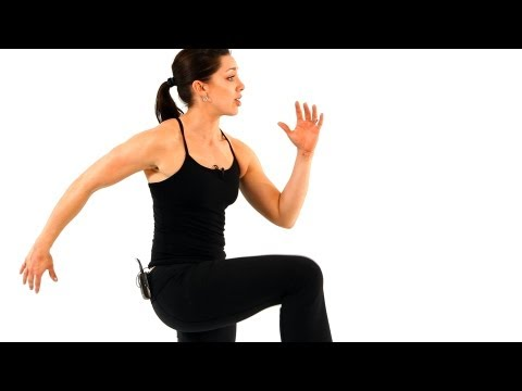 How to March in Place & High Jog | Boot Camp Workout