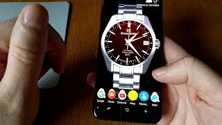 How to use a watch face as a live wallpaper on your Android phone screenshot 2
