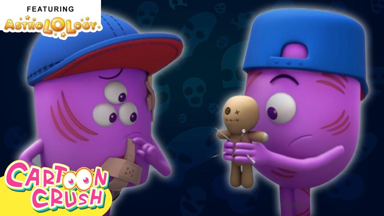 AstroLOLogy Halloween Episodes | VOO - DOO DOLL | Cartoon Crush | Halloween Cartoon 2021