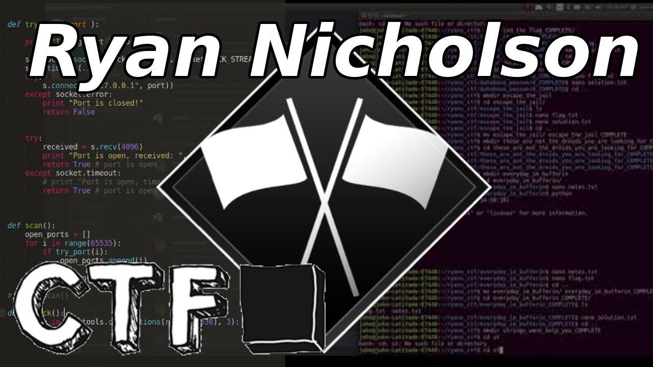 PCAP Manipulation | Ryan's CTF [16] Custom Encoded Data