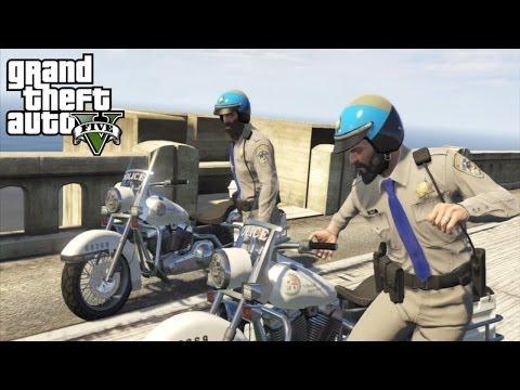 I Fought the Law... - GTA V Mission #44 (HD)