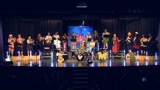 North Tahoe High School Jazz Band Using Parallax Parts