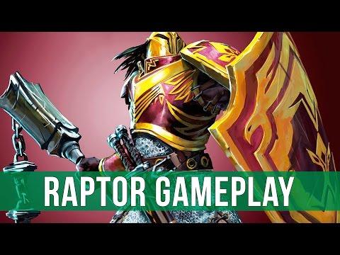 Chronicle: RuneScape Legends – The Raptor Gameplay! (Basic Raptor Deck)