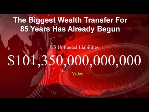 Preview - The Biggest Wealth Transfer for 85 Years has already begun - WealthTransfer.guru