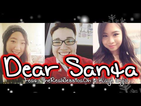 Girls' Generation-TTS (소녀시대-태티서) - Dear Santa (English Version) [Feat. TheRealJessicaOh & Kaye Byul]