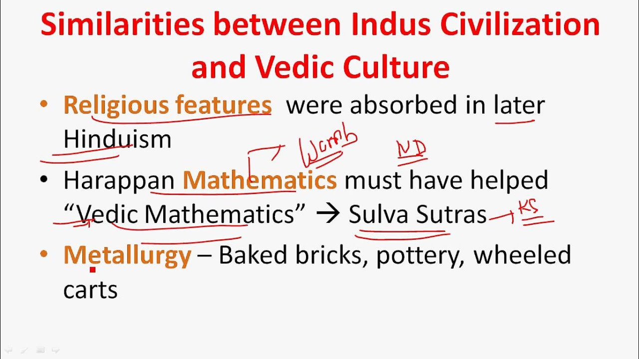 write about vedic culture and civilization