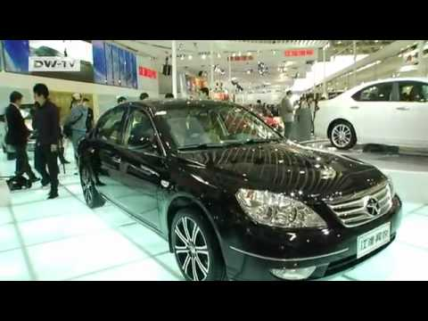 im blick: Messe Auto China Beijing 2010 | motor mobil