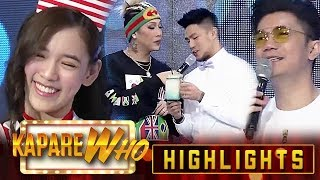 Vhong looks for Vice Ganda and Ion to Jackque | It's Showtime KapareWho