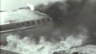 JALコンベア機 羽田墜落事故 1966