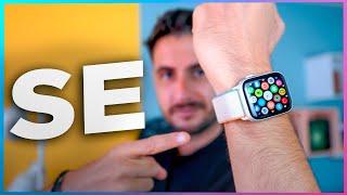 LA COMPRA más INTELIGENTE!!!! Apple watch SE Review