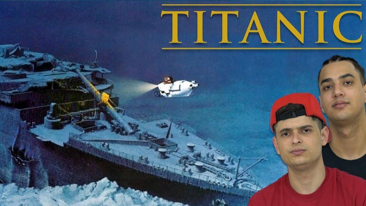 Por Que O Titanic Nao Foi Retirado Do Fundo Do Mar Youtube