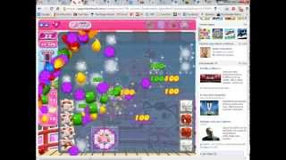 Candy Crush Saga Level 377 - No Boosters 3 Stars
