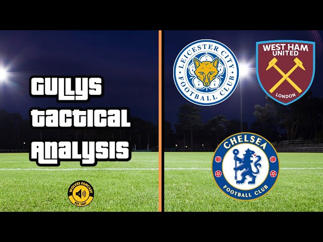 Three At The Back | Gully's Tactical Analysis