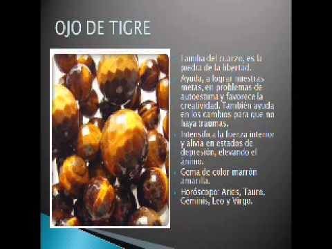 Ojo de tigre significado de la piedra youtube for Significado de las piedras