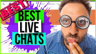 BEST LIVE CHAT PLUGINS - BEST LIVE CHAT SUPPORT REVIEW!