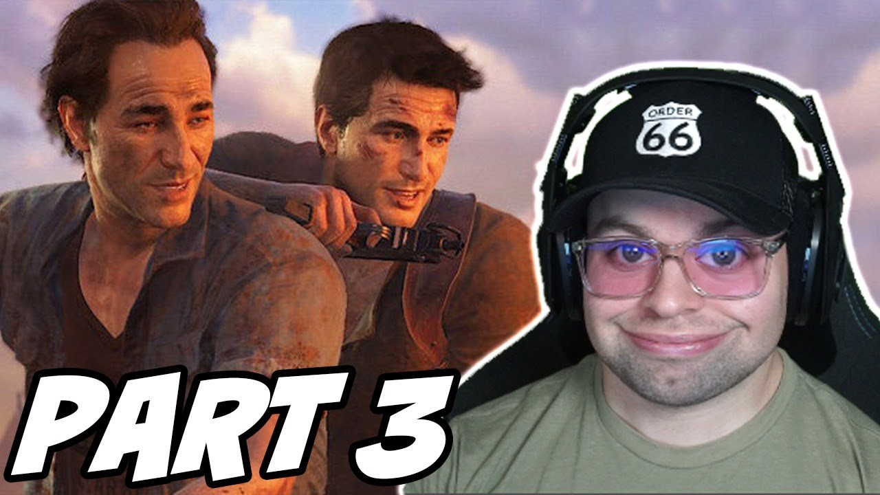 Uncharted 4 PS4 Story Gameplay - Part 3