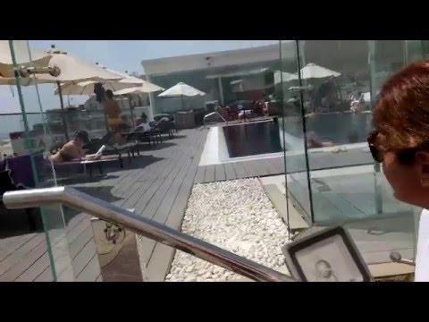REVIEW MELIA DUBAI HOTEL THE SWIMMING POOL - 5 STARS LUXURY