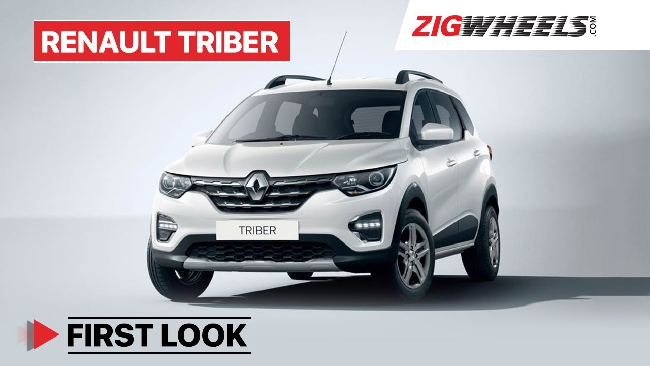 Renault Triber Price Launch Date 2019 Interior Images News Specs