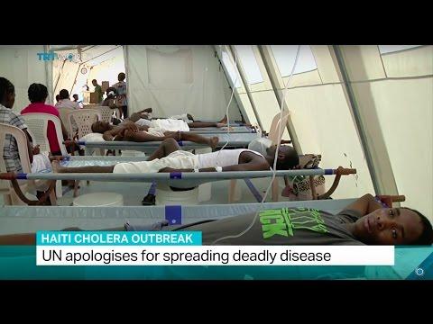 Haiti Cholera Outbreak: UN apologises for spreading deadly disease