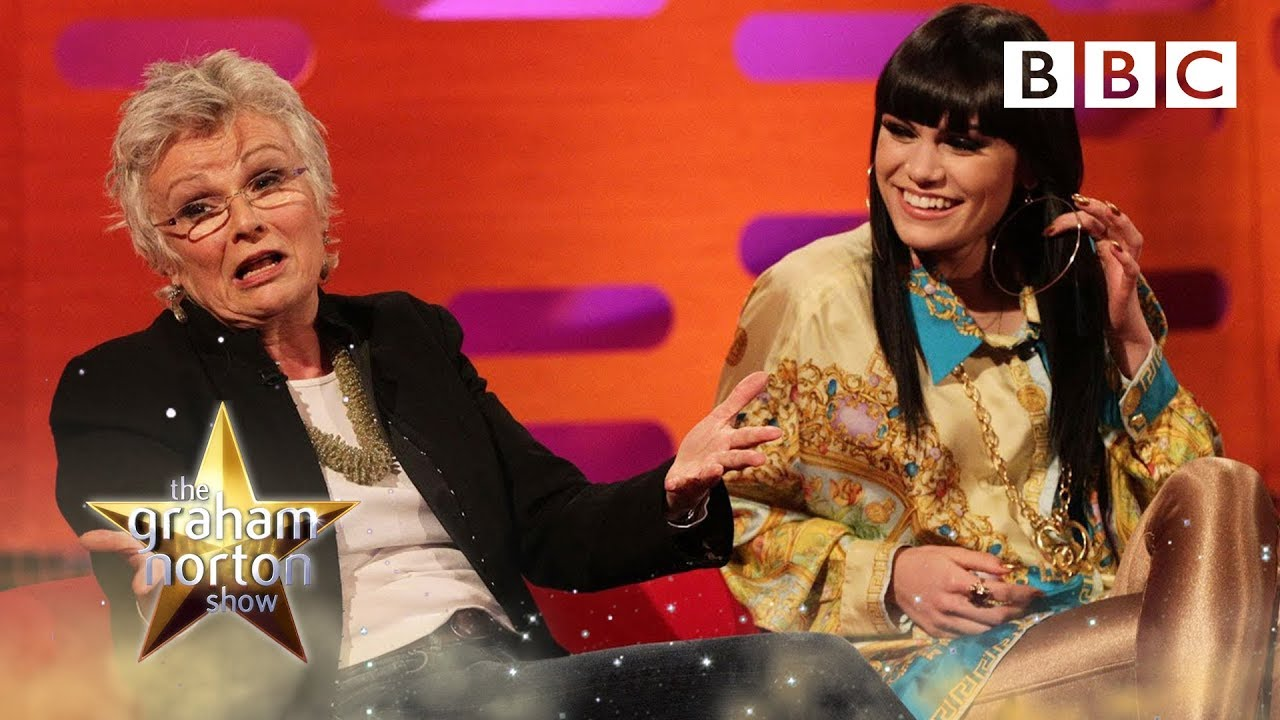 Cleaning ladies mrs overall on the graham norton show this week and - Julie Walters Gets Fed Up With Graham The Graham Norton Show Series 11 Episode 4 Bbc One Youtube