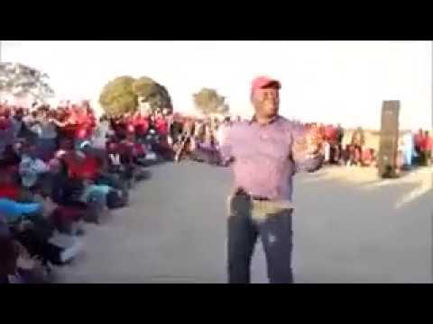 The late Tsvangirai dance goes viral- The face of opposition politics in Zimbabwe