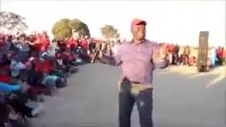 Tsvangirai dance- The face of opposition politics in Zimbabwe