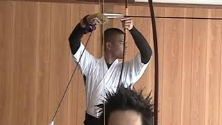 Kyudo, Trained at Hirosaki Daigaku in Japan, Years 2005-2006