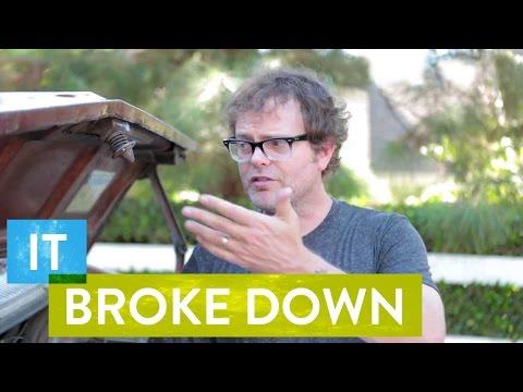 The Metaphsyical Milkshake Van Breaks Down...  Metaphysical Milkshake