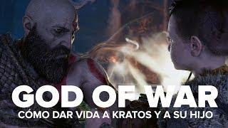 God of War: Cómo dar vida a Kratos y a su hijo