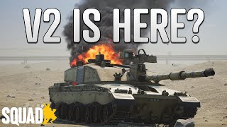 Squad's V2 Update Iṡ Out And There's A Few Problems With It | Squad News and Updates