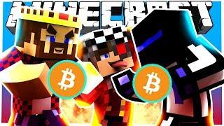 КРИПТОГОРОД! К НАМ ПРИЕХАЛИ ДРУЗЬЯ ИЗ КРИПТОДОЛИНЫ! Minecraft