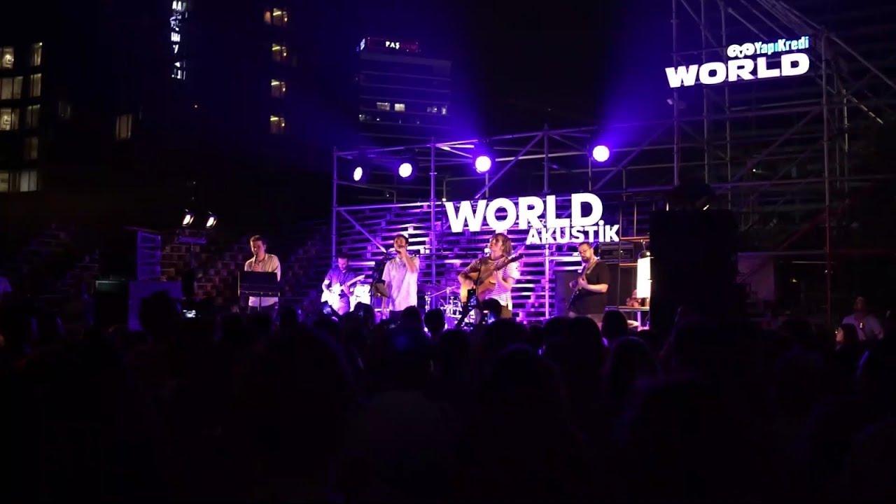 Yapı Kredi bomontiada World Akustik Konserleri - Can Kazaz