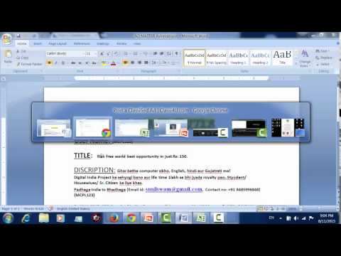 AD POSTING  VIDEO WITH COMPLETE INFORMATION  84600031111