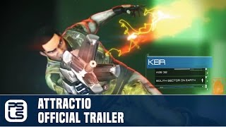 Attractio -- Official Gameplay Trailer (HD 1080p)