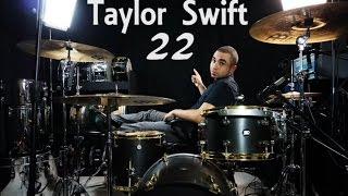 Baixar Taylor Swift - 22 (Drum Cover)