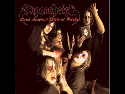 """SUPERCHRIST - """"Black Magical Circle of Witches"""" (originally recorded by SABBAT)"""