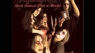 "SUPERCHRIST - ""Black Magical Circle of Witches"" (originally recorded by SABBAT)"