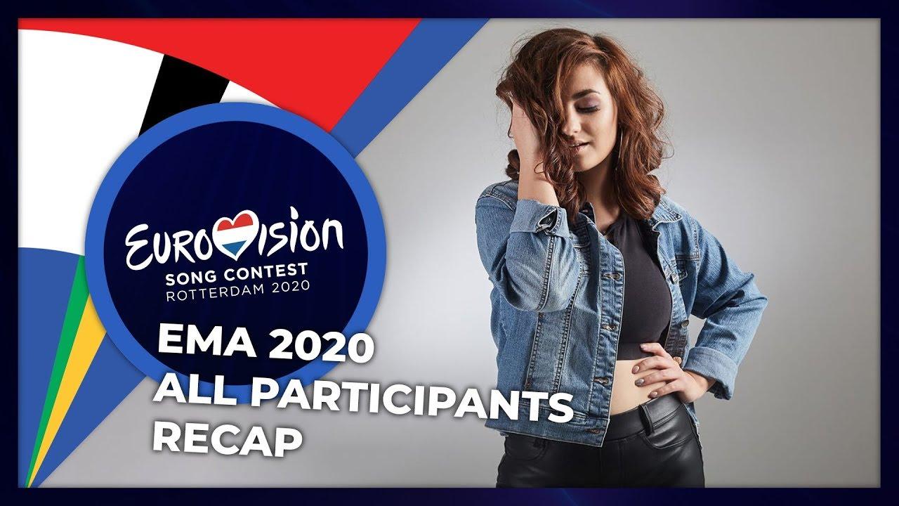 Download EMA (Slovenia)   All Participants   RECAP
