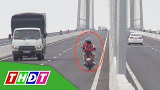 Nhìn lại những vụ tai nạn do chạy ngược chiều trên cầu Cao Lãnh | THDT
